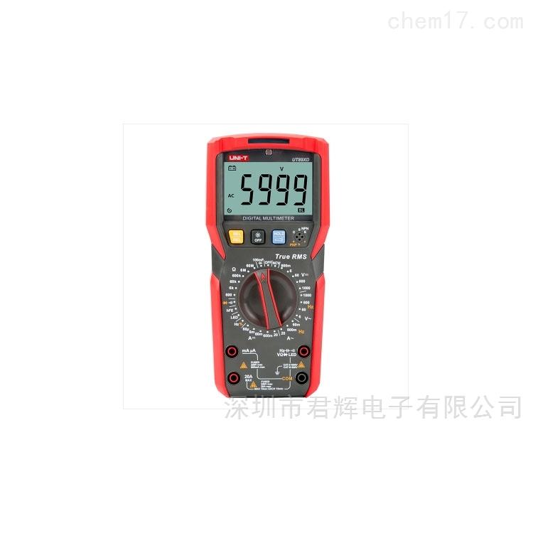 UT89XD专业NCV数字式万用表