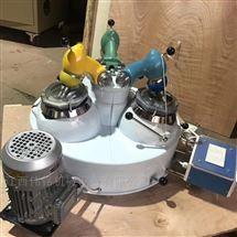 XPM120×3宁波矿冶试验磨矿机 实验室三头研磨机