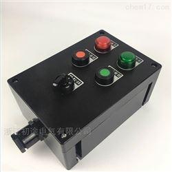 现发三防操作柱带表按钮箱