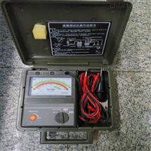 扬州泰宜指针式高压兆欧表