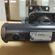 德国KRACHT克拉克KF63RF2-D17齿轮泵