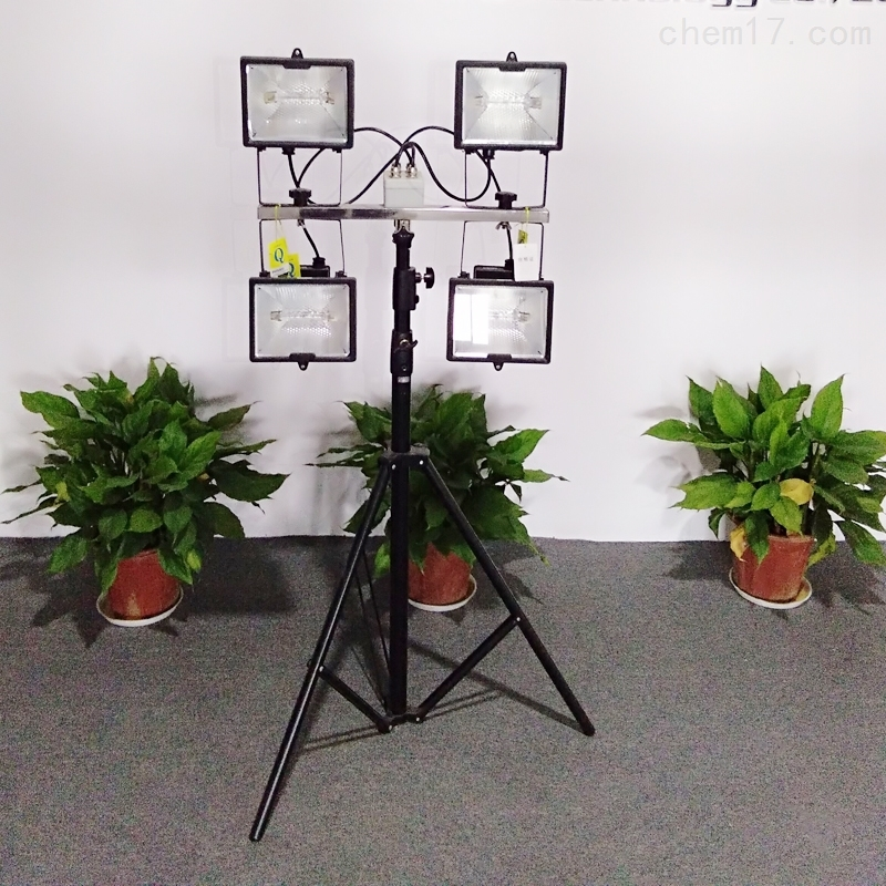 SFW3000A-4*500W三角架移动升降工作灯IP65