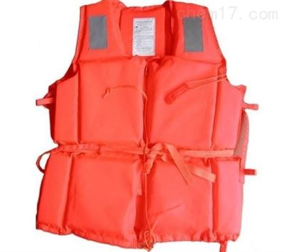 86-3工作救生衣,泡沫式船用工作背心