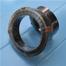 不锈钢304材质金属缠绕垫片成品直销