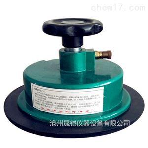 土工布圆盘取样器试验仪