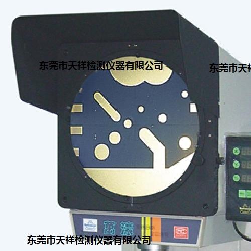 测量投影仪试验机
