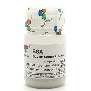BIOEXPLORER(百傲乐)牛血清白蛋白(BSA)