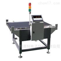 菲轩CW-60K动态检重秤 大量程重量检测机