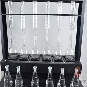 GY-DGZLY-6环保用封闭式内循环冷却一体化蒸馏器