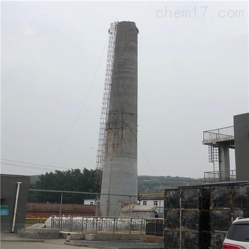 林州市拆废弃烟囱公司工程承接