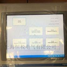 AB白屏维修AB触摸屏上电一会就显示白屏故障维修小技巧