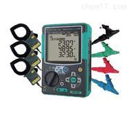 KEW 6305日本共立 电能质量分析仪