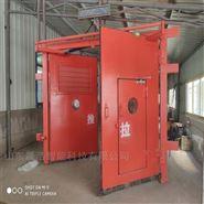 气动自动无压风门和电动液压自动风门区别
