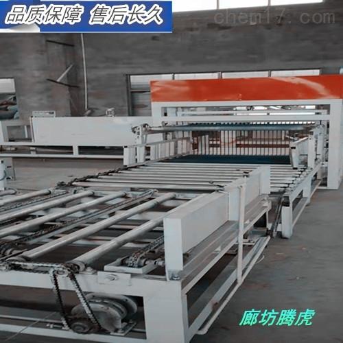 匀质板生产设备功率强大