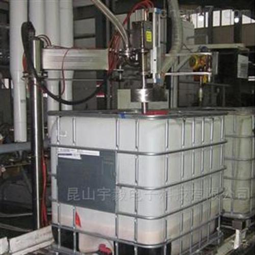 IBC吨桶称重液体灌装机