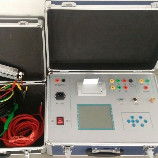 高压开关机绒特性测试仪