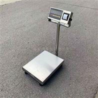 TCS-HT-A重庆100kg不干胶打印台秤 200KG电子落地秤