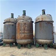 二手10吨不锈钢反应釜出售