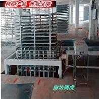 th001玻镁板生产线运转灵活