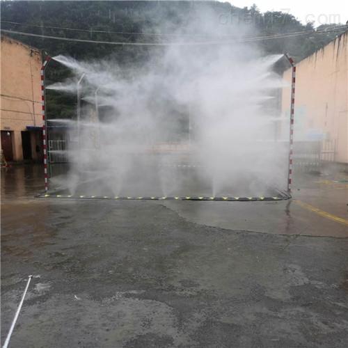 湖南NXD-立杆式车辆消毒