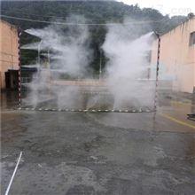 山东畜牧车辆自动消毒设备