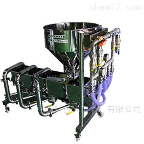 日本yumeal连续喷射洗米机/送料机KN series