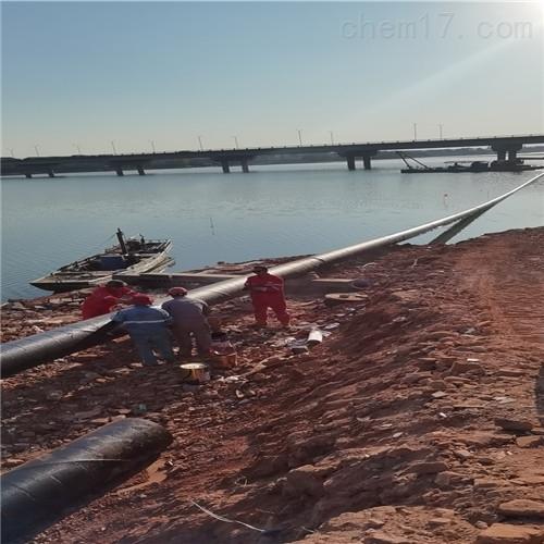沉管水下铺设-施工方案