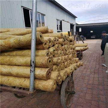 27~1020岩棉保温管整包装袋发货,价格低销售