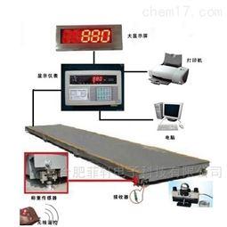 菲轩SCS电子汽车衡 SCS-10T模拟式电子地磅