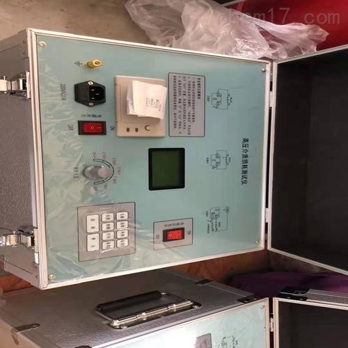 高效率高压介质损耗测试仪