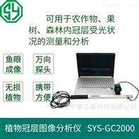 手持式植物冠层图像分析仪SYS-GC2000