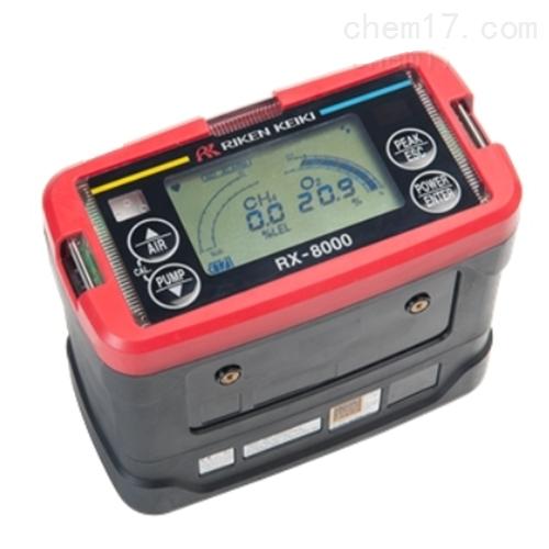 理研HC/O2气体检测仪