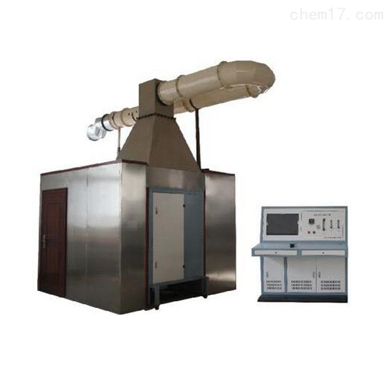 單體燃燒試驗機檢測設備