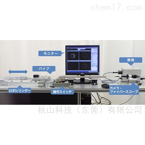 日本29精密机械futaku无损内表面测量仪