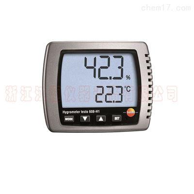 608-H1-德图testo 608-H1-温湿度表