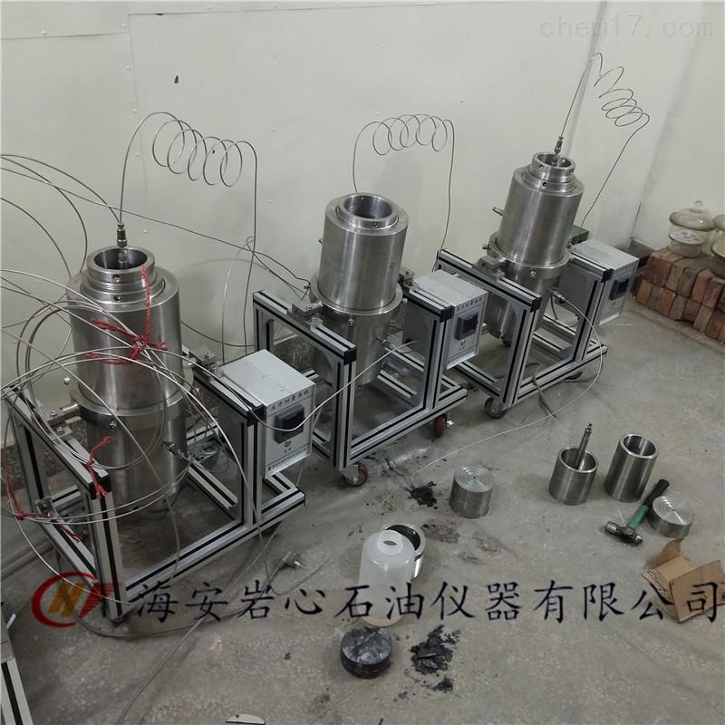 DYX-2型全直径岩心夹持器