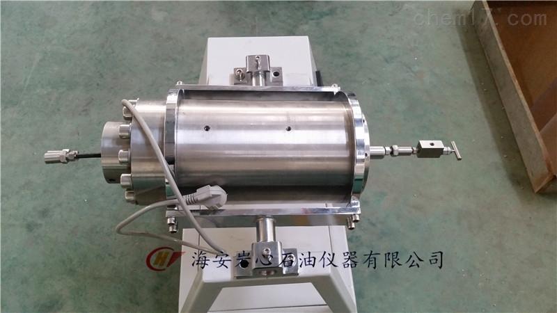 DYX-1型全直径岩心夹持器