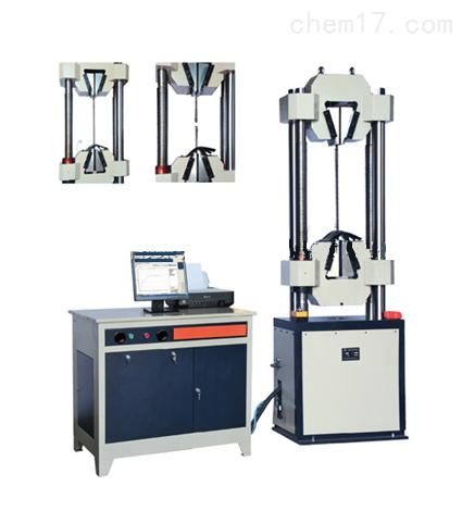 GWE-1000B屏显式钢绞线试验机