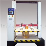 聊城食品桶抗压试验机 塑料托盘抗压测试仪