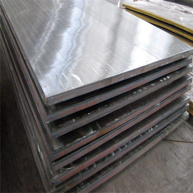 鹤岗不锈钢板 白钢板现货供应
