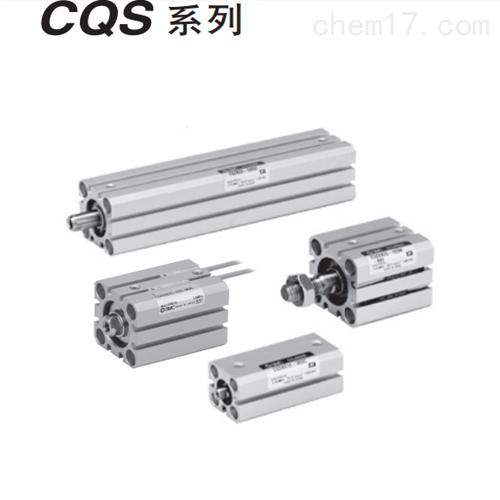 SMC双作用气缸 标准单杆型