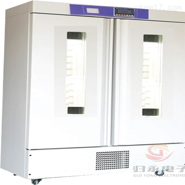 科学研究液晶光照培养箱价格
