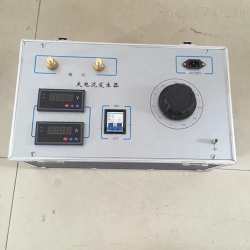 高精度小电流发生器