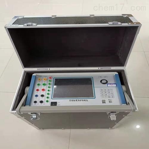 供应三相继电保护测试仪