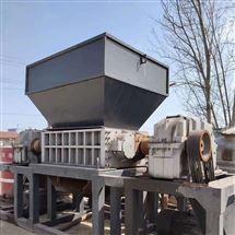 重型二手建筑垃圾铁皮撕碎机