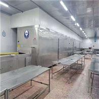 二手速冻隧道冷冻干燥机-附件/手续齐全