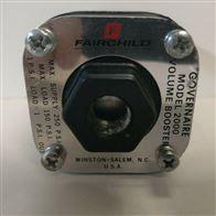 2013,2013U仙童Fairchild增压器,压力换能器,调节器阀
