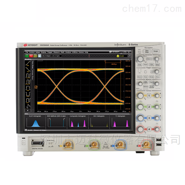 高清晰度示波器DSOS 404A维修