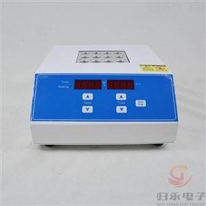 GY-GSHWQ归永经济型干式恒温器双模块厂家