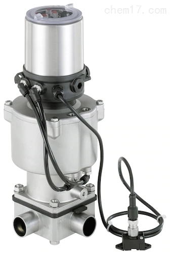 Burkert 2036型Robolux 多通路多接口隔膜阀